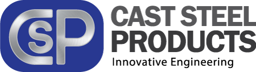 Cast Steel Products Logo