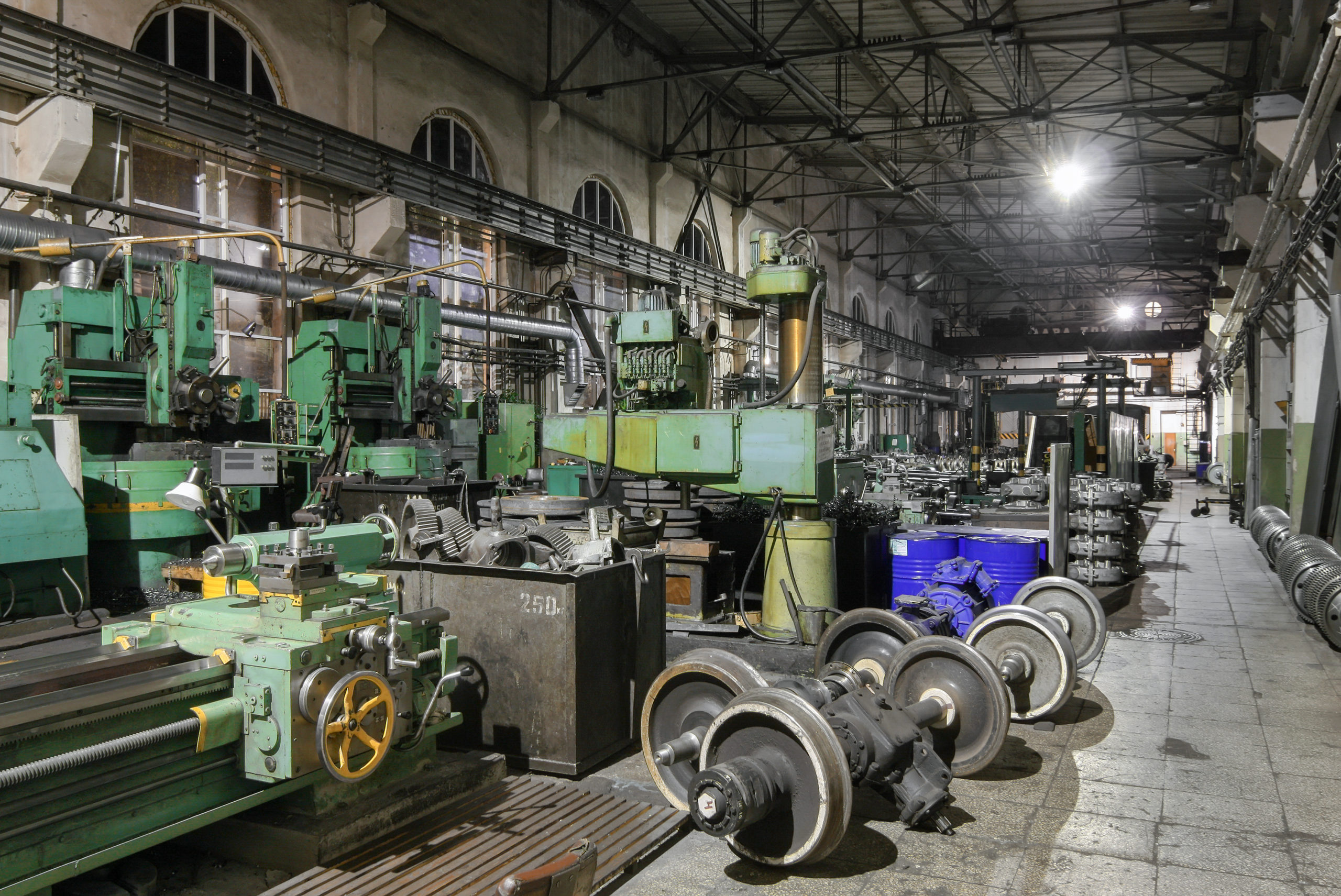 Rail | Cast Steel Products